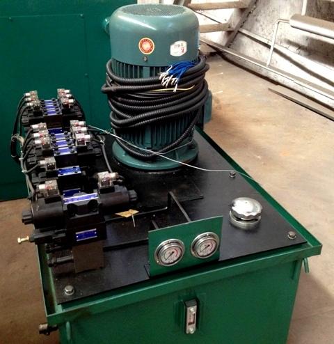 Сечение двутавров и швеллеров до 400 мм высотой