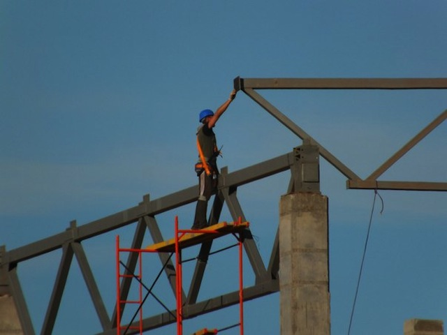 """Строительство гипермаркета """"КИТ"""". г. Оренбург."""