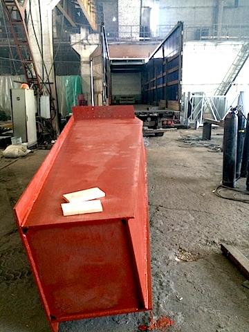 Изготовление сварной балки на Завод металлоконструкций Аполло