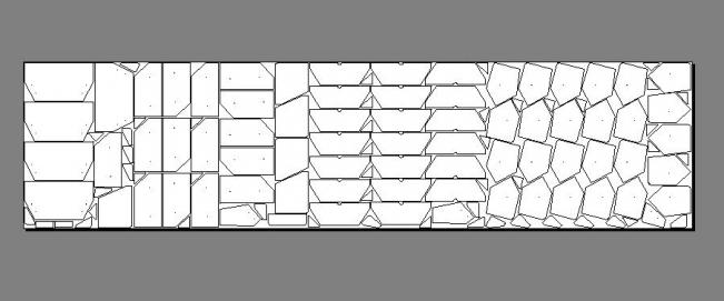 Диаграмма раскроя листового металла
