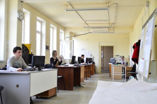 Производственно-технический отдел ЗМК Аполло