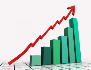 Рост количества заказов, тонн/месяц