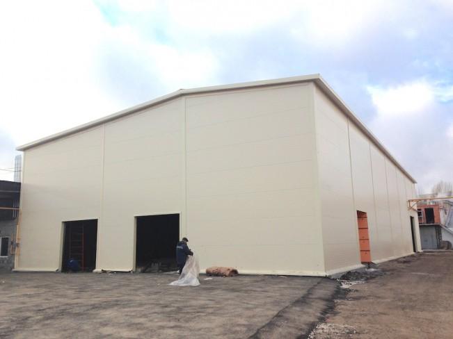 Производственное здание в Самаре.