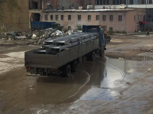 Отгрузка автотранспортом - 20 тонн.
