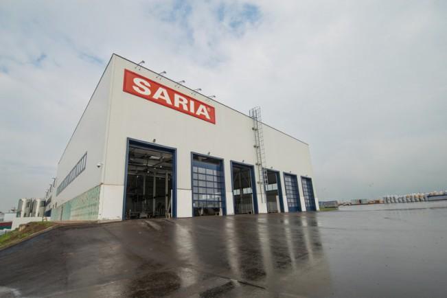 Завод по производству животного белка SARIA в ОЭЗ АЛАБУГА