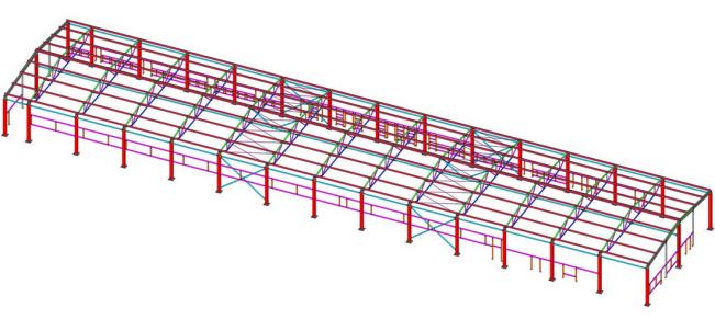 3D модель КМД