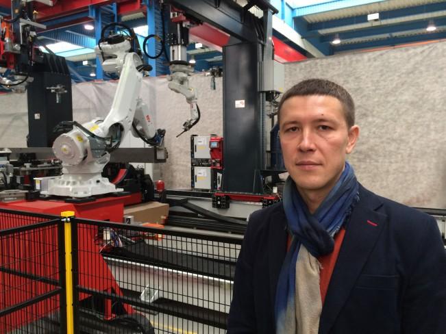 Посещение завода ZEMAN в Австрии.