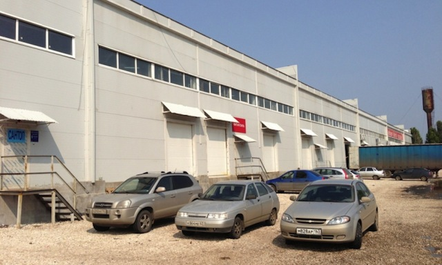 Завершены отгрузки металлоконструкций для строительства комплекса складов.