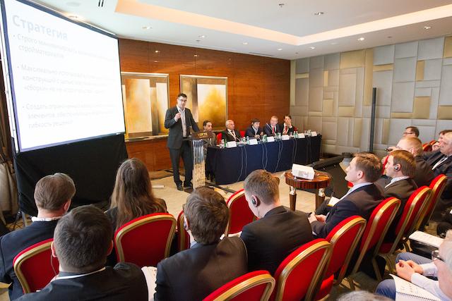 Международная конференция «Сталь против Бетона»