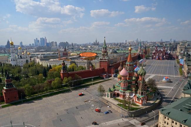Металлоконструкции Кремль г. Москва.