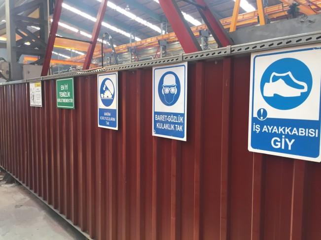 Плакаты о безопасности
