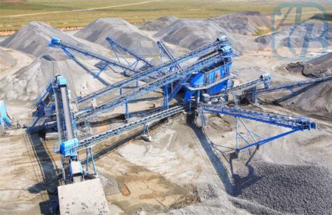 Склад месторождения в Казахстан
